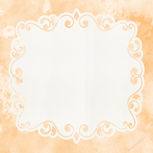 peach color watercolor 8x8 background cup891071 70864 craftsuprint peach color watercolor 8x8 background