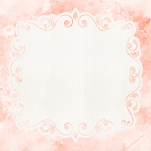 dark peach color watercolor 8x8 background cup891072 70864 craftsuprint dark peach color watercolor 8x8 background