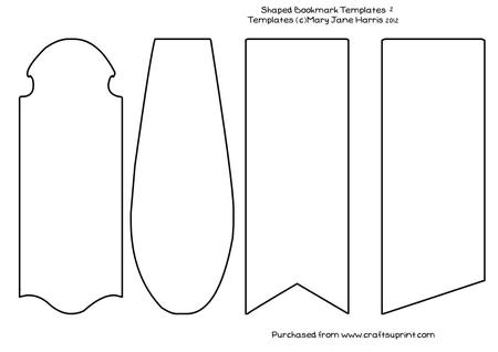 world book day bookmark template - shaped bookmark templates 2 cu4cu cup354536 99