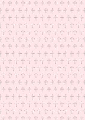 Baby Pink Christening Background Cup207973 719