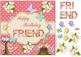 Happy Birthday Margaret Topper - CUP616909_719 | Craftsuprint