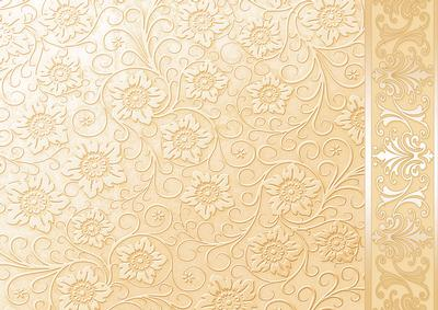 wallpaper vintage flowers cream - photo #10
