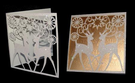 Download Quick to Make Reindeer Christmas Card - CUP692831_1929 ...
