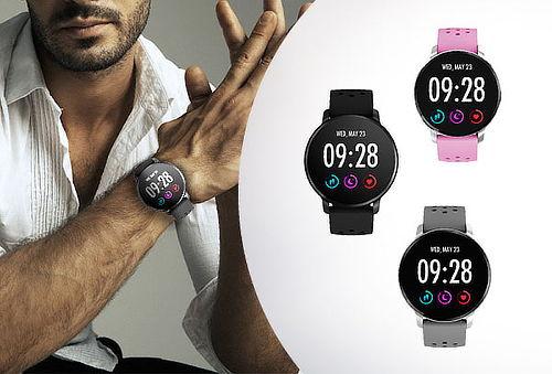 5b35e02d45fb Reloj Inteligente Smartwatch Deportivo Sw60