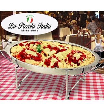 ¡Andiamo a Mangiare! Paga $5.000 en vez de $9.990 por Fontana Di Pasta para 2 en todos los locales de Restaurante Piccola Italia.