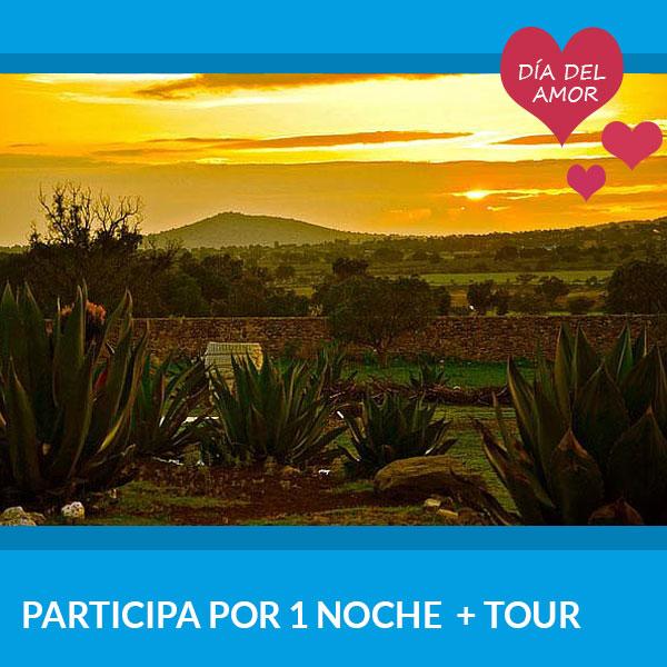 Paga $0 y participa para vivir una velada romántica por el día del amor
