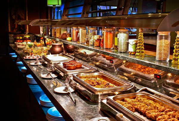Resultado de imagen para almuerzo buffet