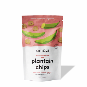 Amazi plantains cinnamon