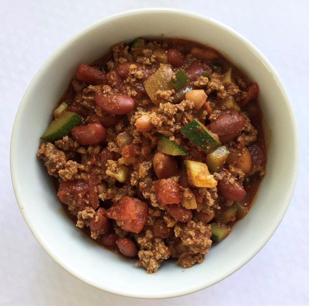 food cancer beef chili recipe wellness