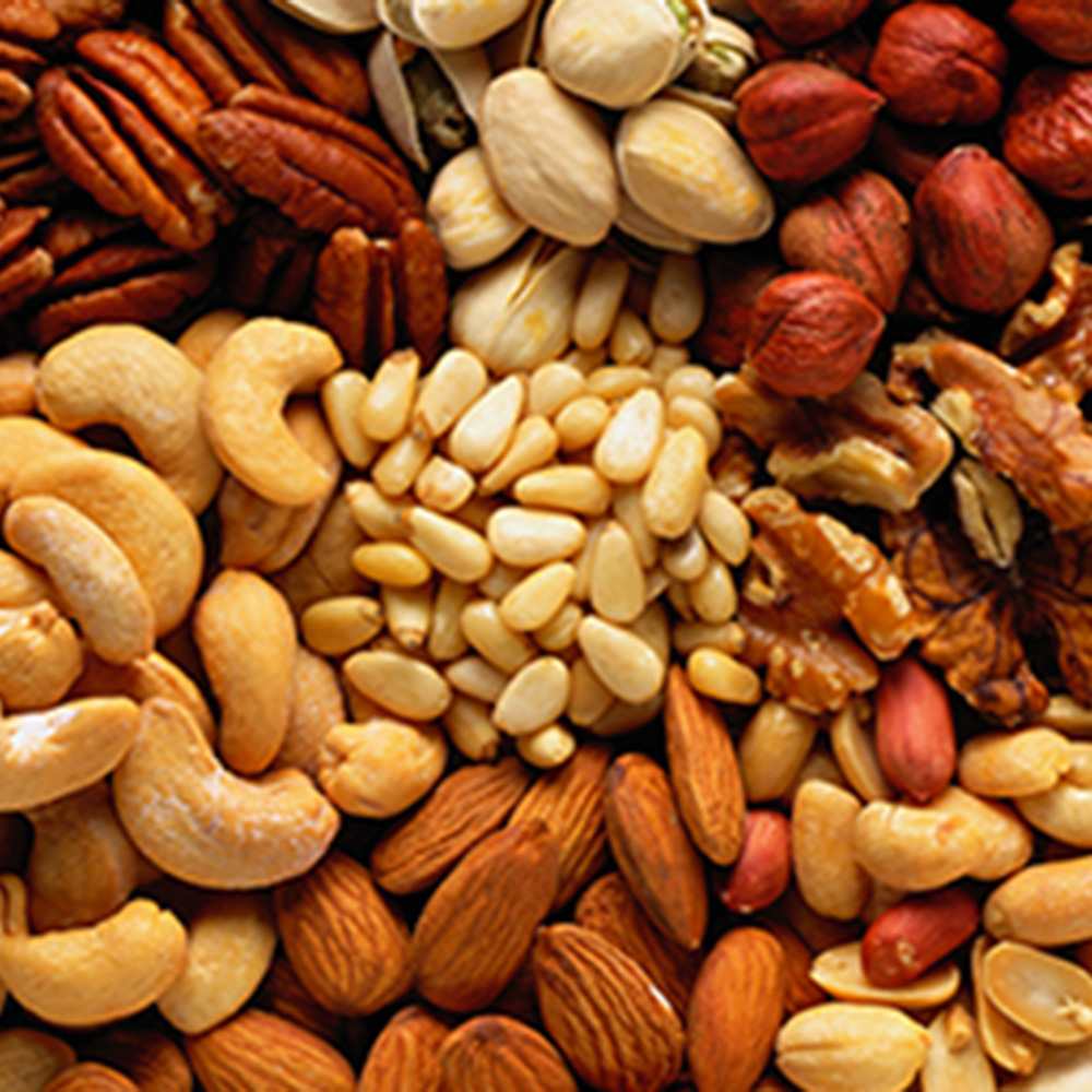 Eating Nuts Can Improve Colon Cancer Outcomes, Study Finds