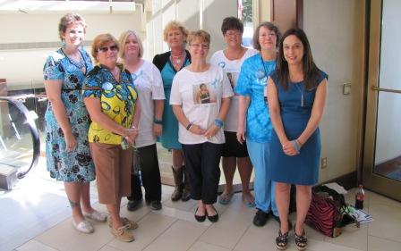 ovarian cancer advocates