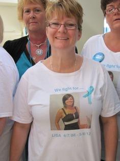 ovarian cancer advocate