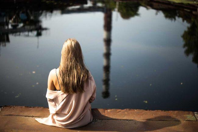 La soledad buscada es placentera