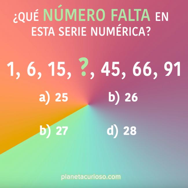 ¿Por qué casi todos se equivocan en este acertijo numérico?