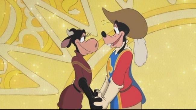 La curiosa historia de que Goofy es una vaca