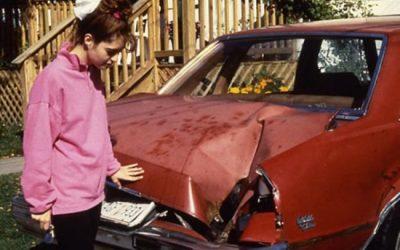 El 9 de octubre de 1992 impactó un meteorito sobre un Chevy en Peekskill, Nueva York