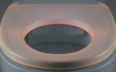 Desarrollan un váter 'inteligente' con calefacción que se controla desde el smartphone