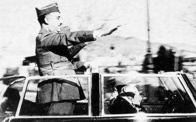 ¿Sabías que hoy hace 83 años se implantó en España el saludo fascista como saludo nacional?