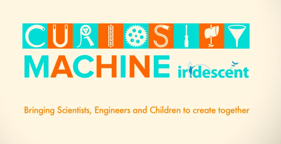 Introduction to the Curiosity Machine | Technovation Families