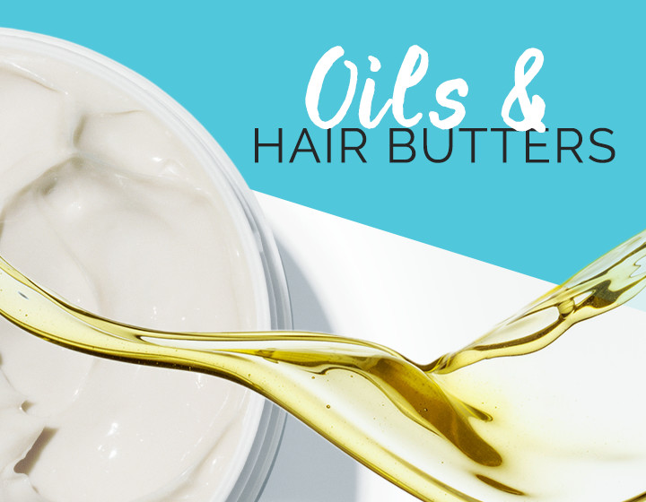 Shop Oils & Hair Butters