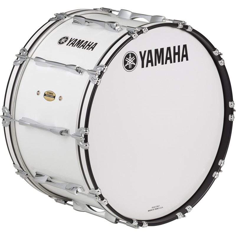 BD Yamaha Recording blanc 20'' x 16'' -  -