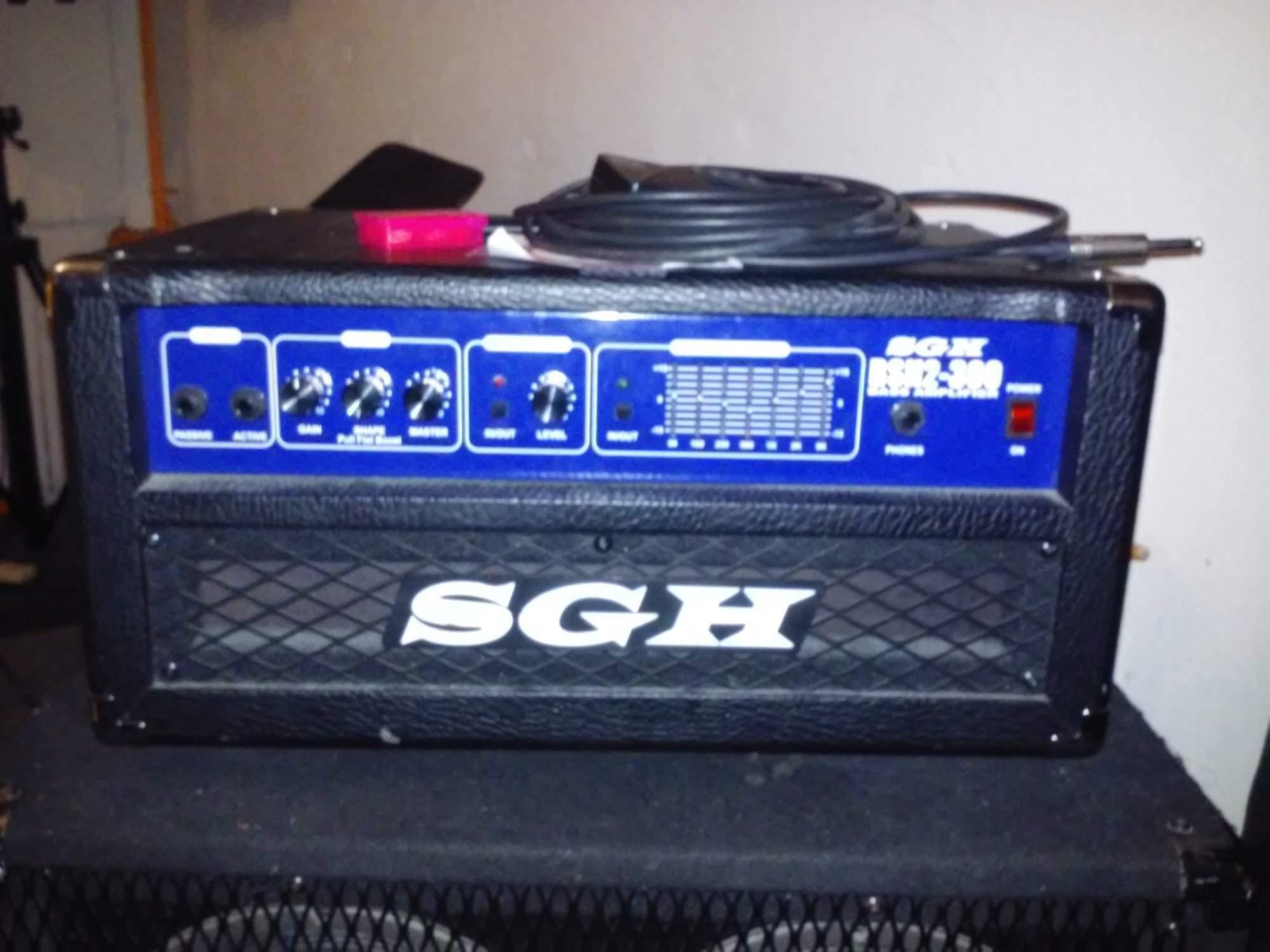SGH - BSH2-300