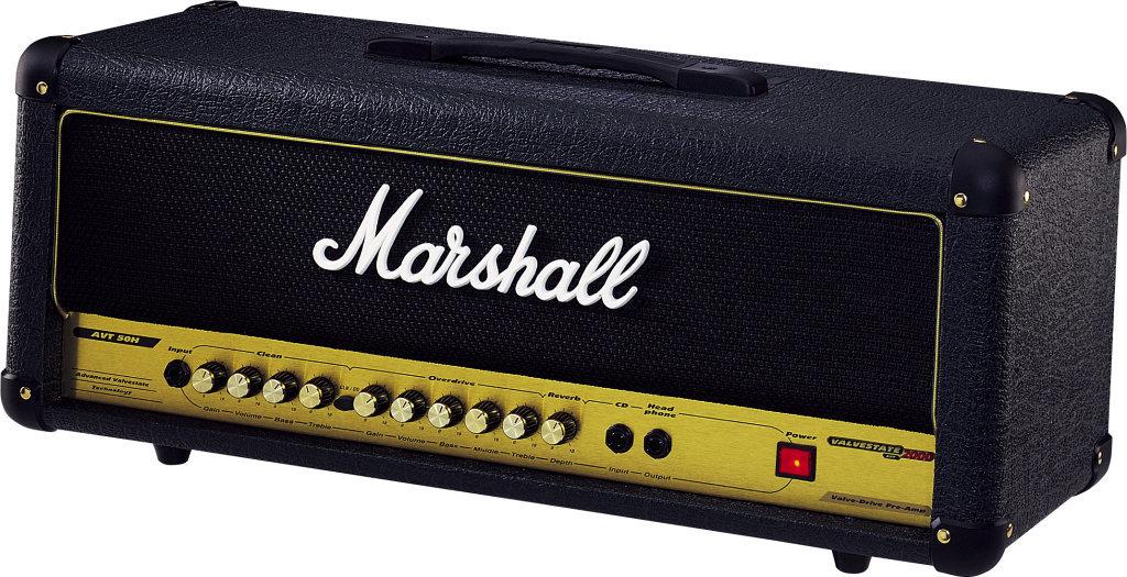 Amplificateur - Marshall - Valvestate - AVT50H