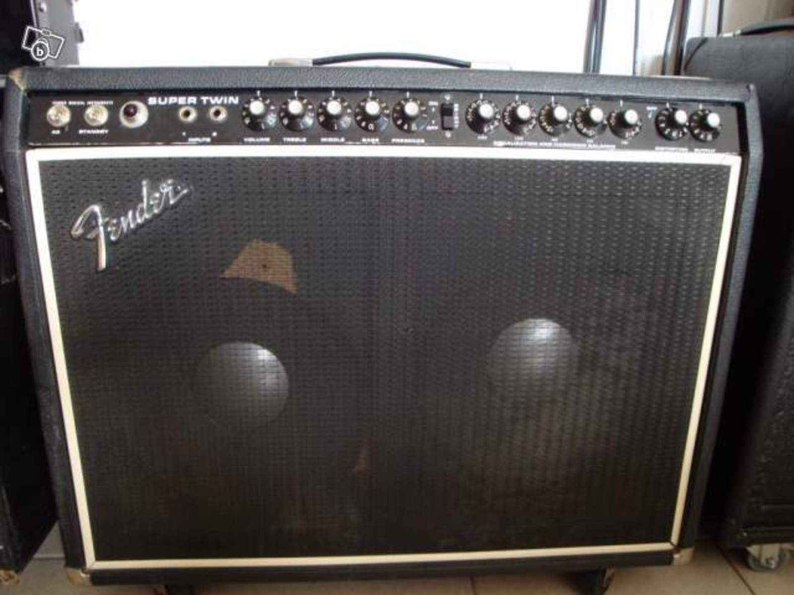 Fender - Super Twin Reverb