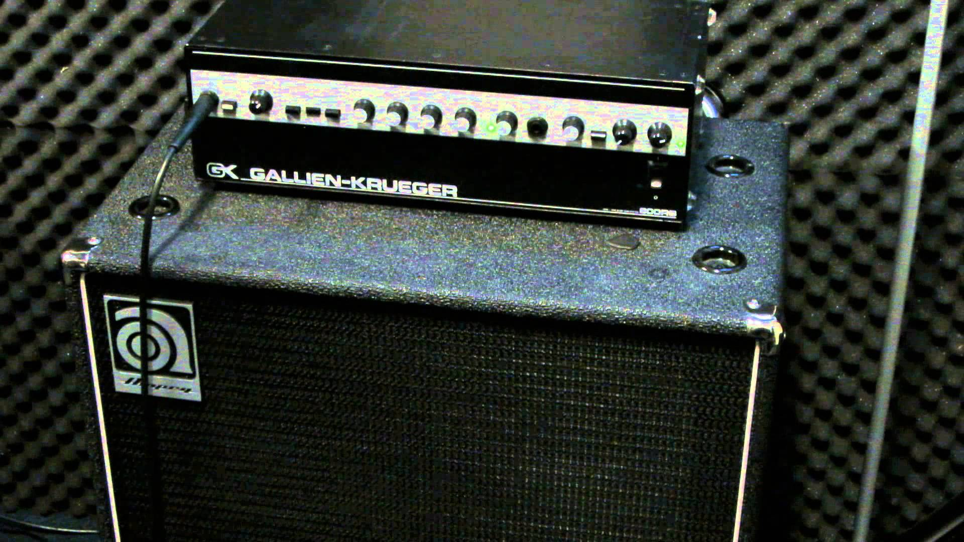 Gallien Krueger - 700RB