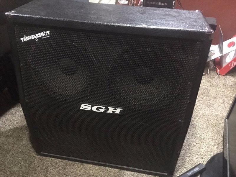 SGH - Cabinet - 4x12