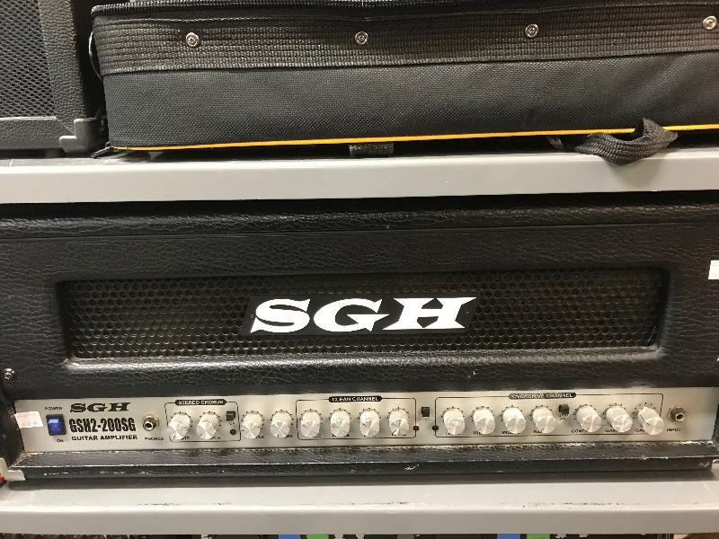 SGH - GSH2-200SG