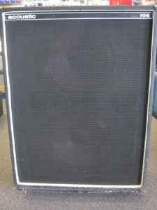 Cabinet - Acoustic - 2 x 15