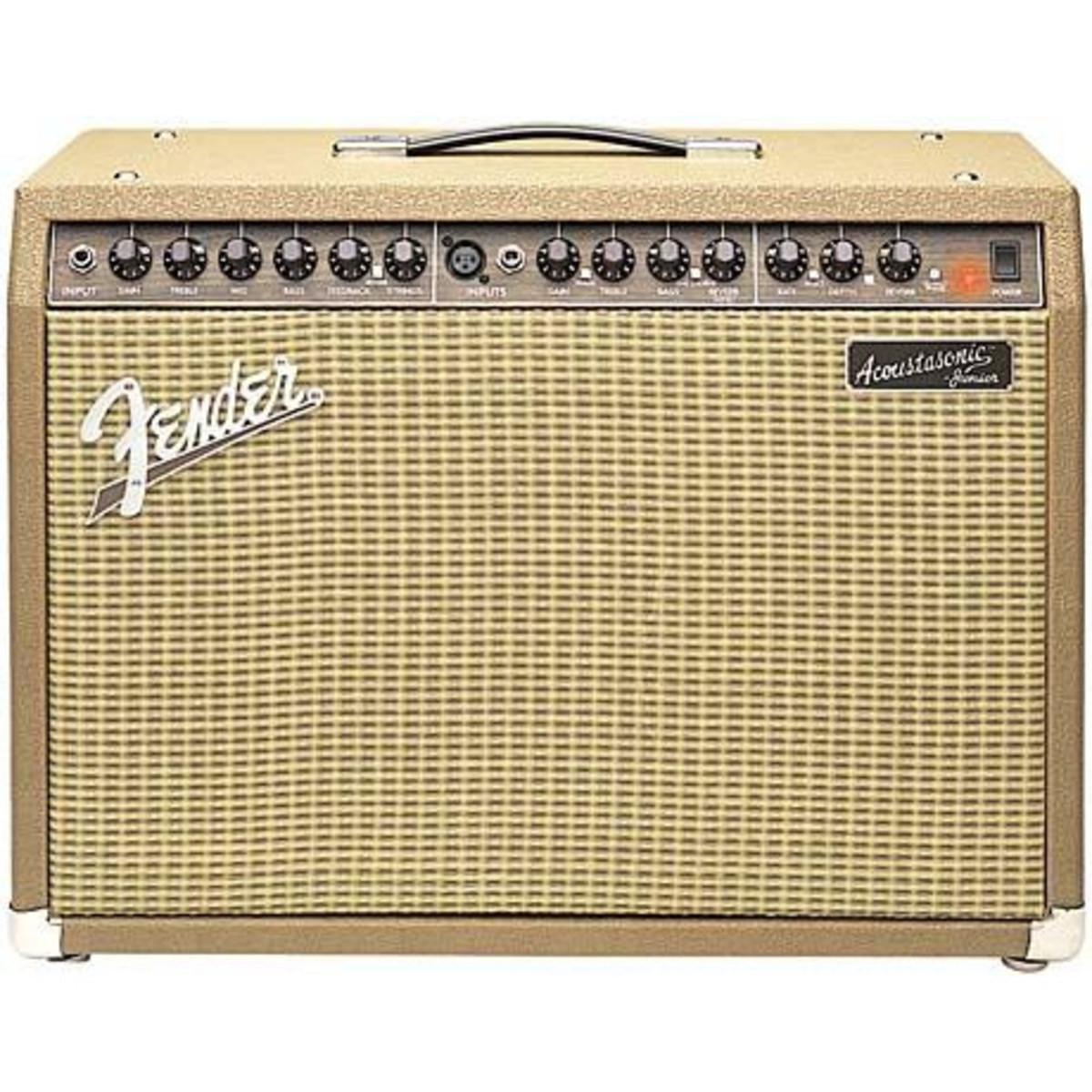 Fender Combo Fender Acoustasonic Junior DSP 2x8 - 40W -