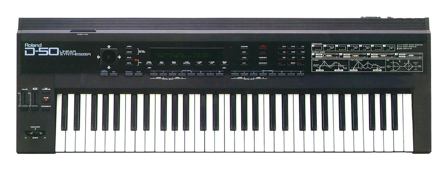 Roland - D-50