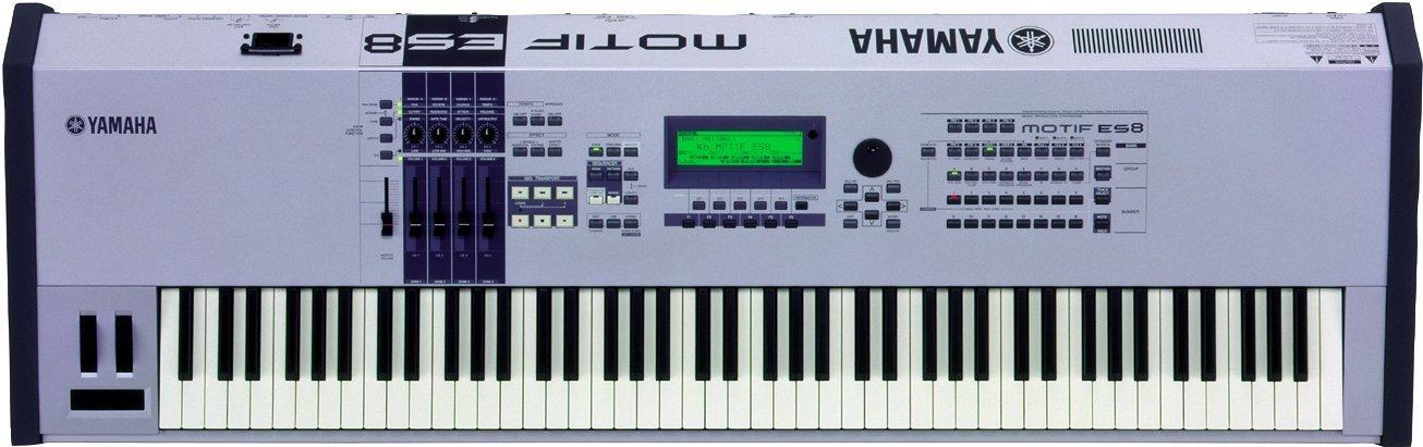 Yamaha - Motif - ES8