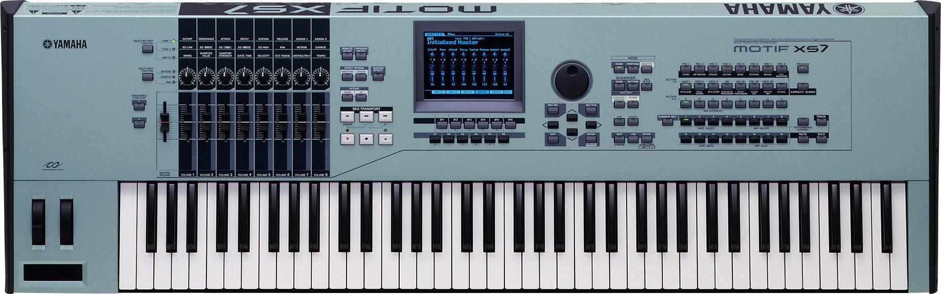 Yamaha - Motif - XS7
