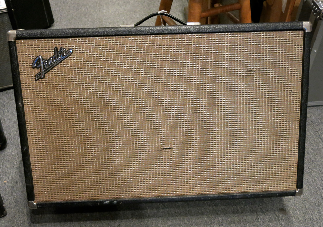 Fender - Bassman - 212 - Cabinet