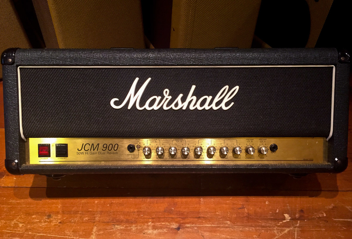 Marshall - JCM900 4500 - 50W