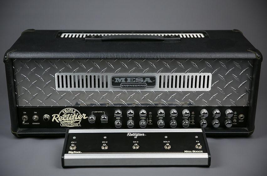 Mesa Boogie - Triple Rectifier - Solo Head