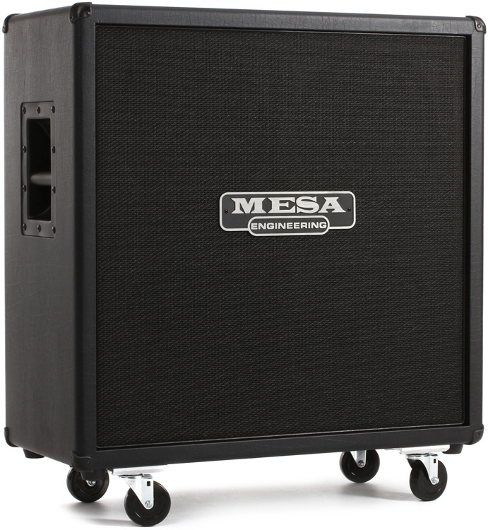 Mesa Boogie - Recto - 412 - Traditional Straight - Cabinet