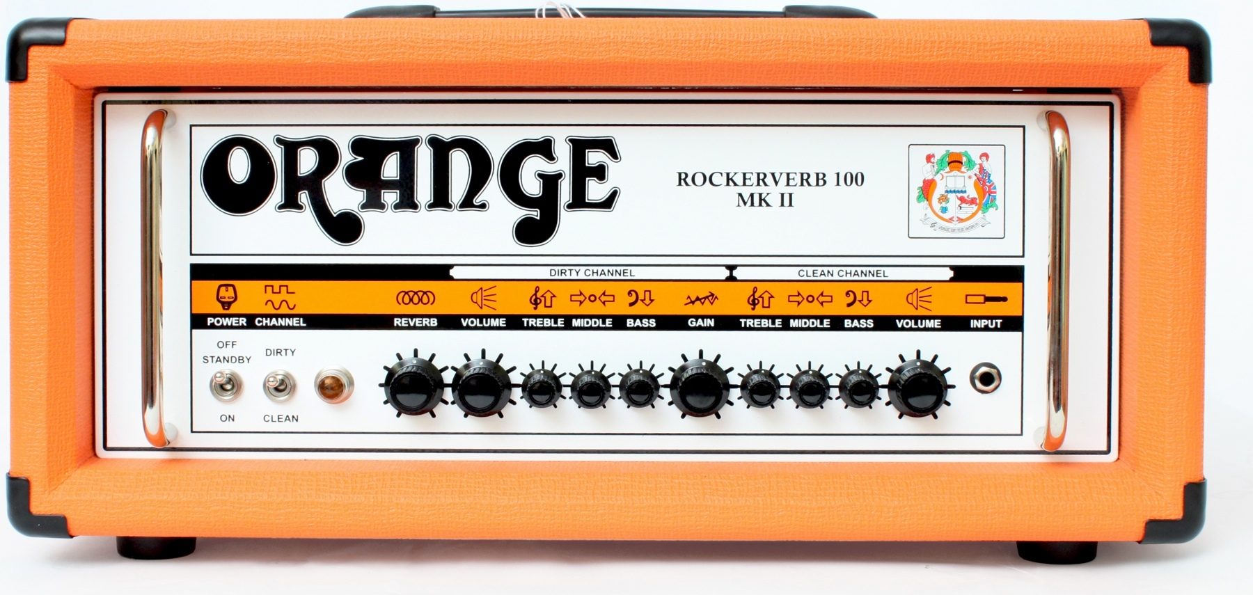 Orange - Rockerverb 100 - MK II