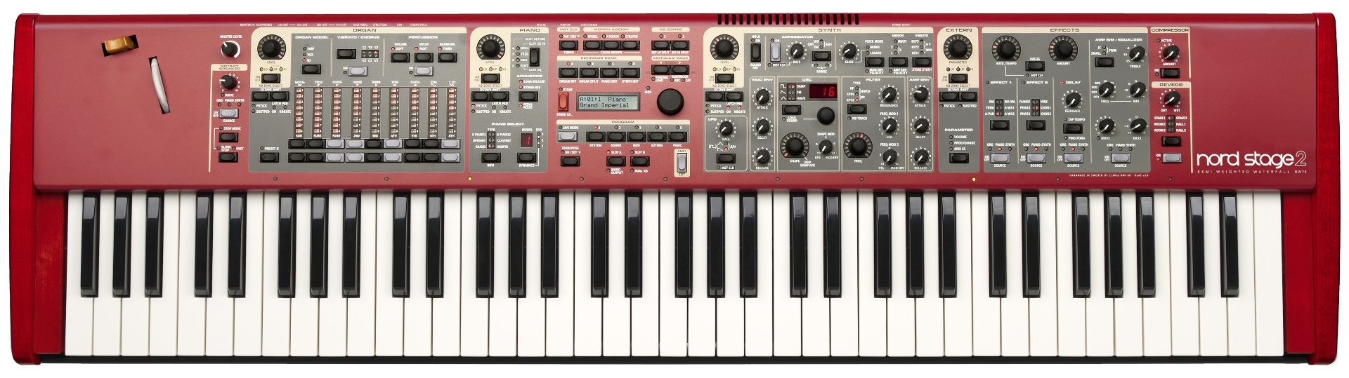 Nord Stage II - HA88