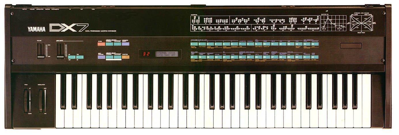 Yamaha - DX7