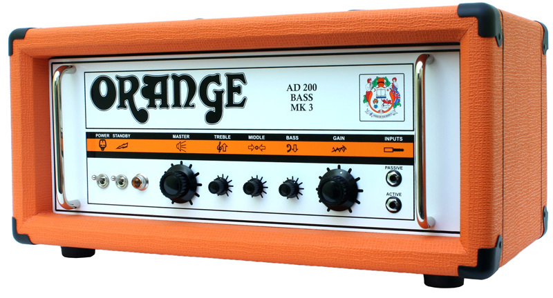 Orange - AD200B MK3