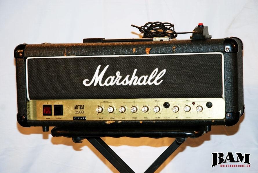 Z - Amplificateur - Marshall - Artist 30 - Vintage