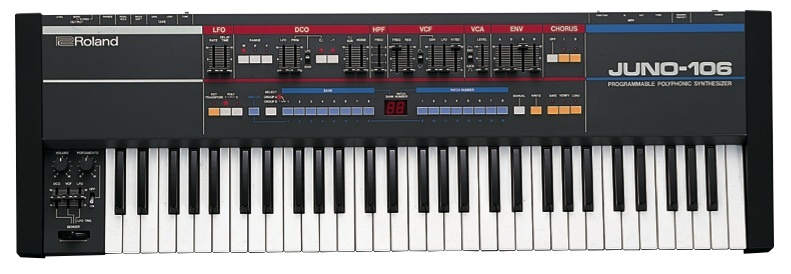 Roland - Juno 106