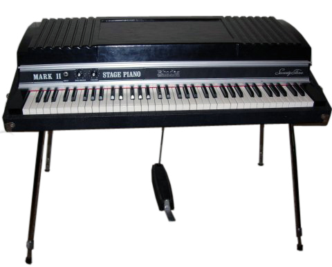 Fender Rhodes - Mark II - Stage 73