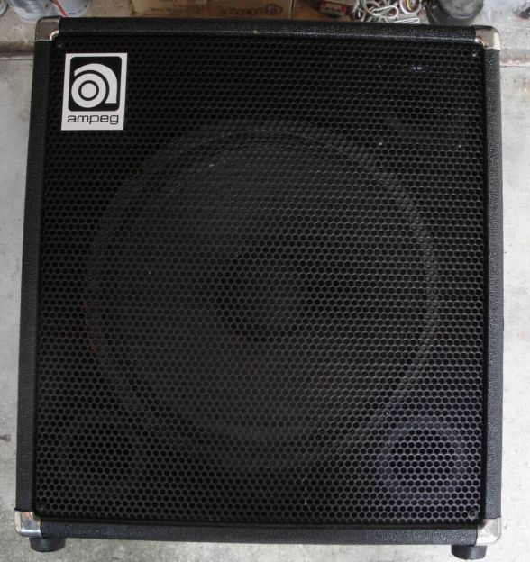 Ampeg - DD15 - Cabinet