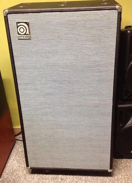 Z - Ampeg - SVT 810 - Cabinet