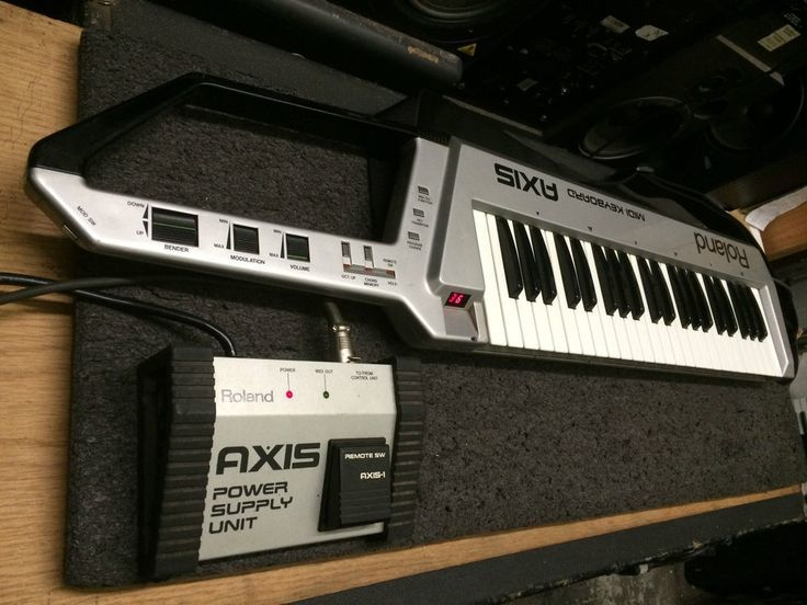 Roland - AXIS 1 - Keytar (Vintage)